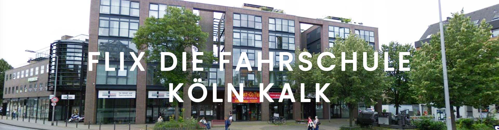 FLIX die Fahrschule in Köln Kalk
